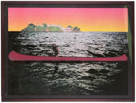 Peter Doig, 'Canoe - Island', 2000