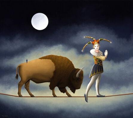 Deborah Van Auten, 'American Buffalo', 2017