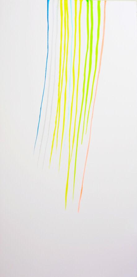 Galia Eibenschutz, 'Listones II', 2017
