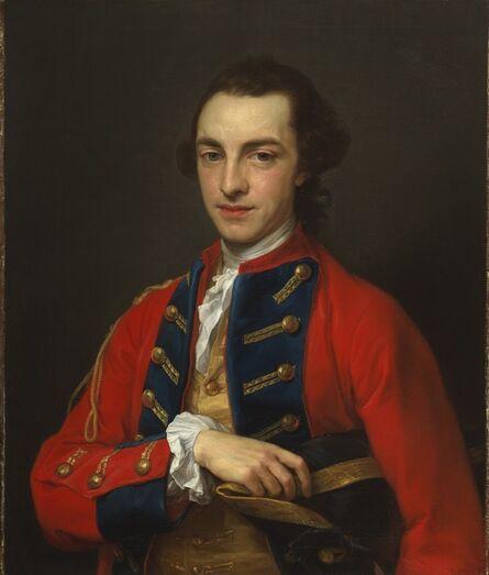 Pompeo Batoni, 'Portrait of George Craster ', 1734-1772