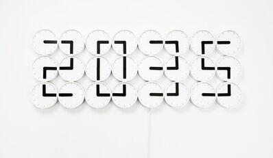 Humans Since 1982, 'ClockClock White', 2011
