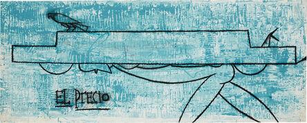José Bedia, 'El precio', 1993
