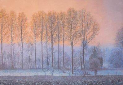 Nicholas Verrall, 'Chapel in the Woods', 2020