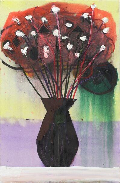 Matthias Dornfeld, 'Untitled (vase and flowers)', 2015