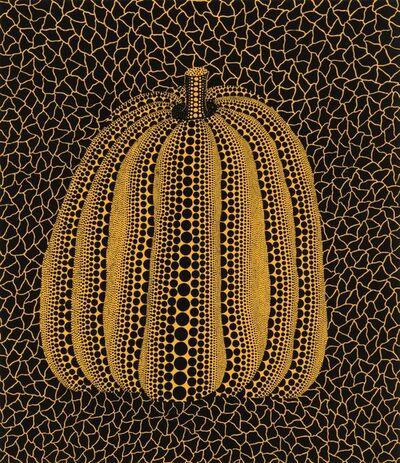 Yayoi Kusama, 'Pumpkin (2) ', 1990