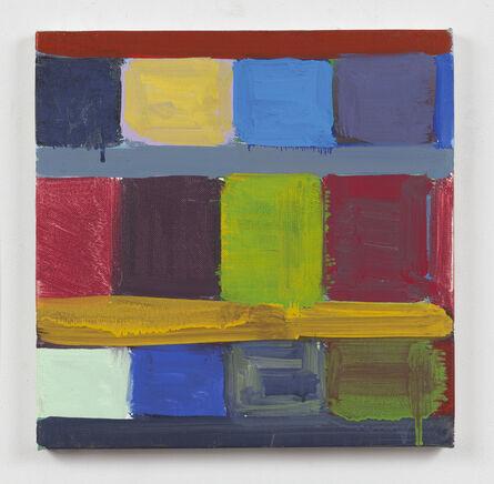 Stanley Whitney, 'Untitled ', 2012