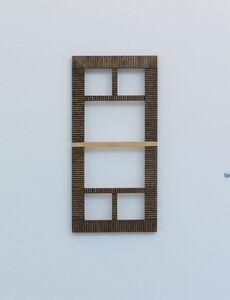 Roger Ackling, 'Voewood', 2013