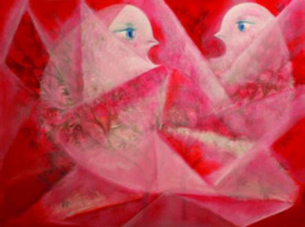 Muzaffer Akyol, 'Love Boat of Life', 2014