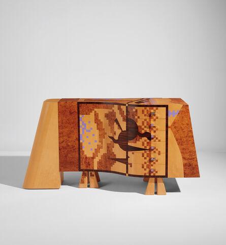 Alessandro Mendini, 'Unique cabinet', 1985