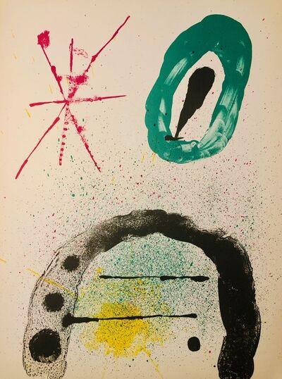 Joan Miró, 'The Gardener's Daughter', 1963
