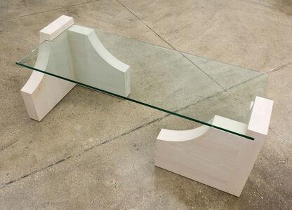 Edra Soto, 'Remnants | Restos (Table)', 2021