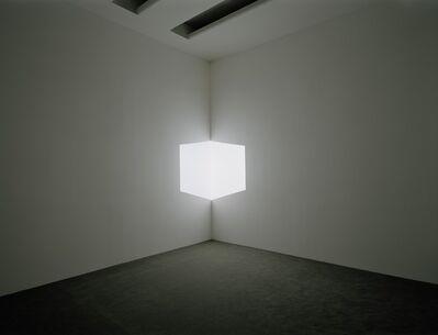 James Turrell, 'Afrum I (White)', 1967
