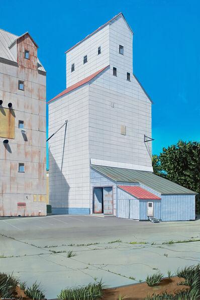 Gabe Fernandez, 'Mt. Angel Grain Elevator', 2020