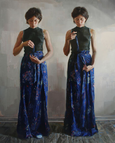 Daniela Kovacic, 'Daniela II', 2018