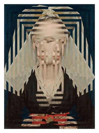 Fabián Ugalde, 'Expanded Van der Weyden', 2020