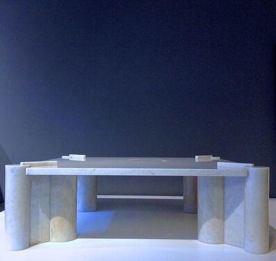 Gae Aulenti, 'Jumbo coffee table', 1965