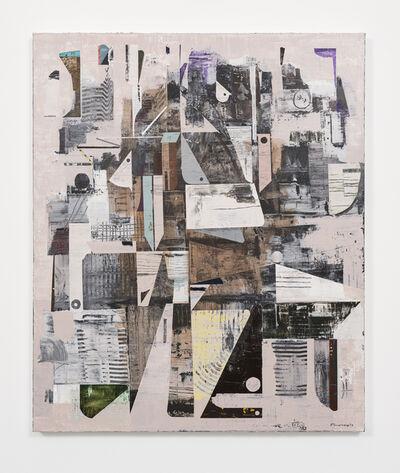 John Murray, 'Subdivision', 2019