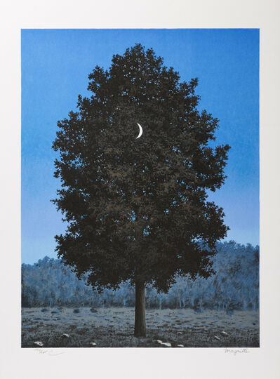 René Magritte, 'Le Seize Septembre (The Sixteenth of September)', 2010