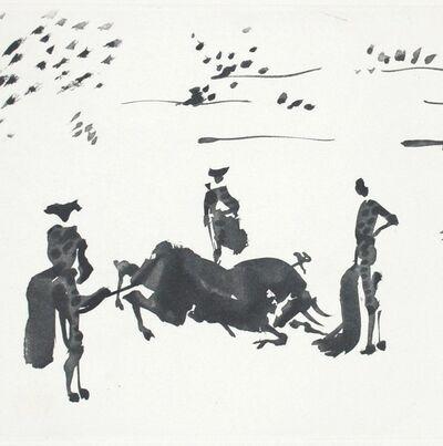 Pablo Picasso, 'Muerte del Toro (Death of the Bull', 1959