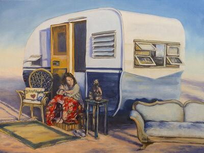 Marcia Geiger, 'Throne of Hearts', 2016