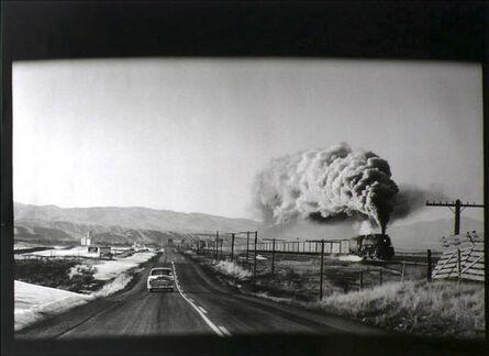 Elliott Erwitt, 'Steam Train Wyoming', 1954
