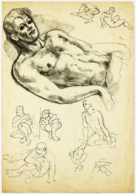 John S Barrington, 'Many Studies of One Model', 1921-1991