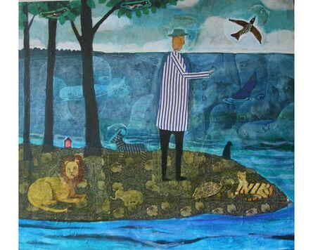 Donald Saaf, 'Island of Endangered Species'