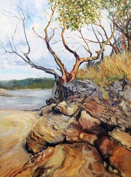 Terrill Welch, 'Morning Coon Bay Galiano Island BC', 2018