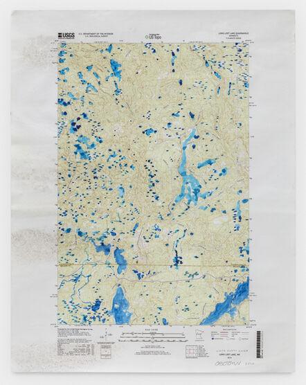 Oscar Tuazon, 'White Earth Water', 2020