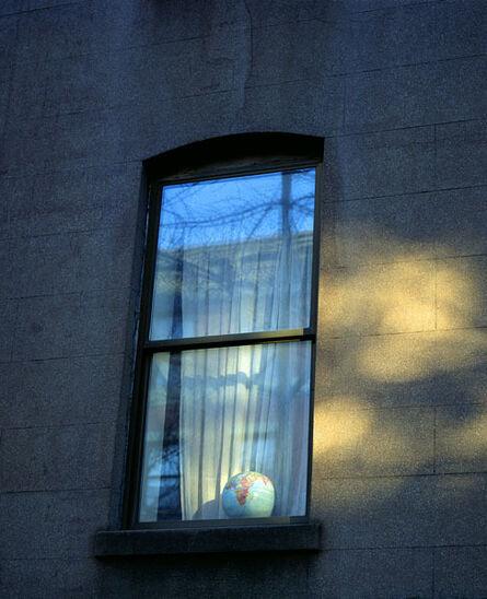 Jennifer Bolande, 'Globe Sightings: St. Marks Place, NYC'
