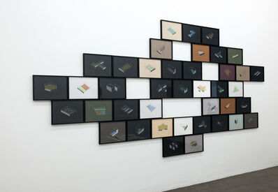 Jorge Méndez Blake, 'Dividing Walls Projects II', 2015