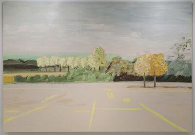 Nancy Mitchnick, 'Pink Parking Lot', 2017