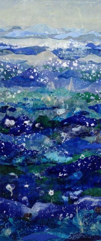 Leslie Printis, 'Passionately Blue'