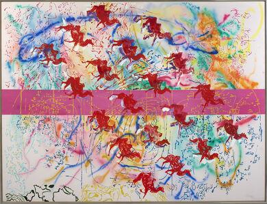 Nancy Graves, 'Untitled #6', 1982