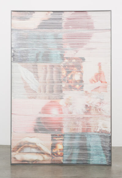 Margo Wolowiec, 'All that glitters I', 2016