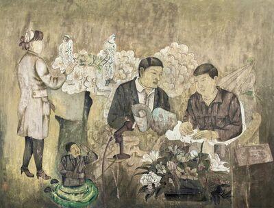 He Jian, 'Untitled No. 8', 2020