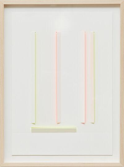Jeanine Cohen, 'Structure II N°5', 2016