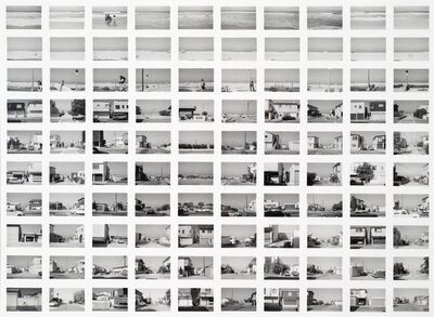 Robbert Flick, 'SV014/80 Manhattan Beach, Looking West from Vista', 1980