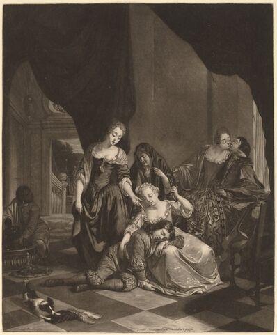 Nicolaas Verkolje, 'The Sleeping Boy'