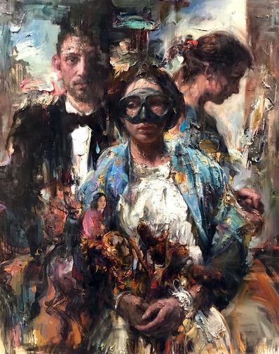 Victor Wang, 'The Green Mask', 2020