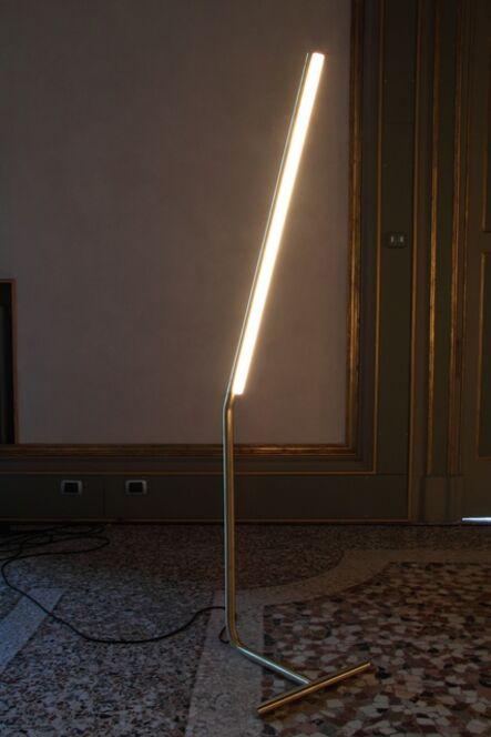 Michael Anastassiades, 'Lit Lines, Floor Light 3', 2011