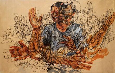 Khairudin Zainudin, 'Words From Body ', 2015