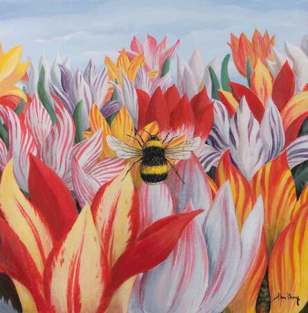 Alan Parry, 'The Importance of being a Bee', 2018
