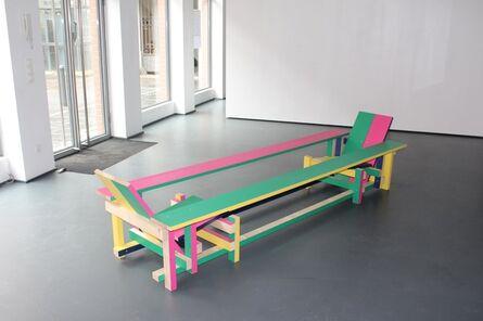 Kerim Seiler, 'Frühling (Spring)', 2015