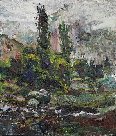 Ulrich Gleiter, 'Along the Silk Road', 2017