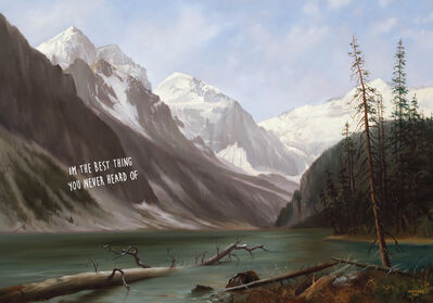 Shawn Huckins, 'Lake Louise: I'm The Best Thing You Never Heard Of', 2021