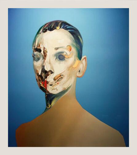Ryan Hewett, 'Cerulean Blue Hue', 2018