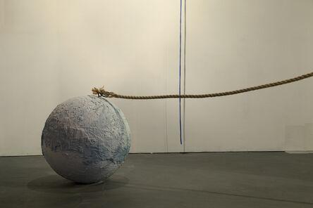 Celina Eceiza, 'Masa incoherente (perteneciente a la muestra No hace falta gritar)', 2015