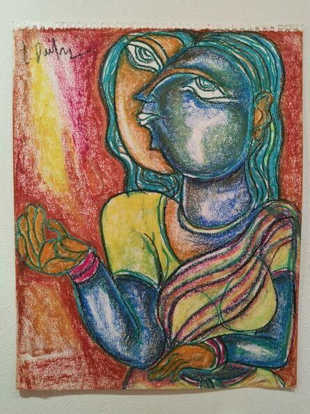 C Dakshinamoorthy, 'Untitled', 1992