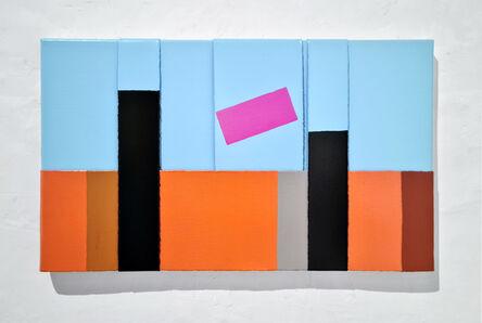 Luis Palmero, 'Alguna nube', 2019